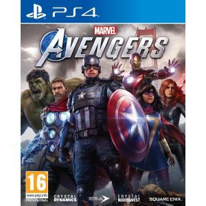 Marvel's Avengers PS4 Standard Edition