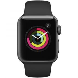 Apple Watch S3 GPS 42mm SpGrey/BlackBand