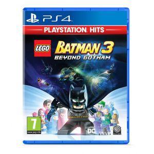 LEGO Batman 3 Hits PS4
