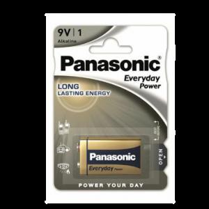 Baterije Panasonic 6LR61EPS/1BP