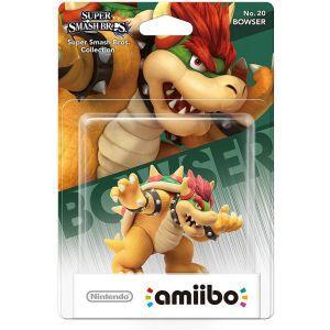 Amiibo Super Smash Bros Bowser no 20