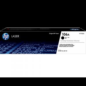 Toner HP 106A Black Laser Toner Cartridge