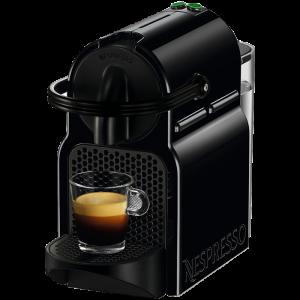 Aparat za kavu Nespresso INISSIA Black D40-EUBKNE4-S