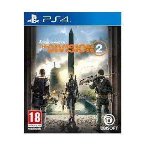 Outlet_Tom Clancy's The Division 2 Standard Edition PS4