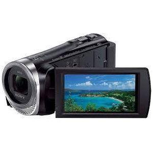 Outlet_HDV videokamera Sony HDR-CX450/B - IZLOŽBENI UREĐAJ
