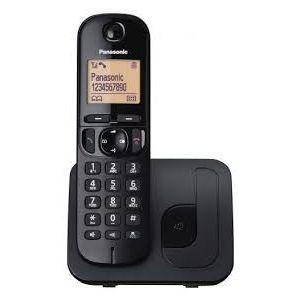 Outlet_Telefon Panasonic KX-TGC210FXB crni - SERVISIRAN UREĐAJ, JAMSTVO DO 11.1.2023.