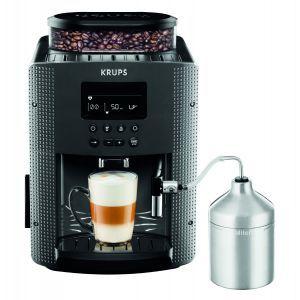 Aparat za kavu Krups EA816B70 tamno sivi, espresso kava