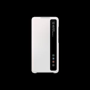Prozirna zaštitna maska za Samsung Galaxy S20 FE bijela EF-ZG780CWEGEE