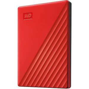 """HDD EXT WD My Passport Red 4TB, USB 3.2, 2,5"""""""
