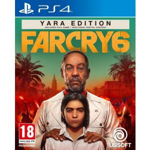 FAR CRY 6 YARA SPECIAL DAY 1 EDITION PS4 Preorder