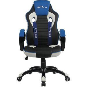 Stolica gamerska ByteZone Racer PRO Gaming Seat BLUE