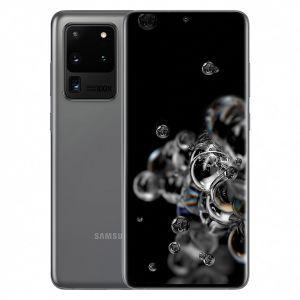 Outlet_Mobitel Samsung Galaxy S20 Ultra 5G 128GB svemirsko sivi SM-G988BZADEUG - SERVISIRAN UREĐAJ JAMSTVO DO 11.7.2022.