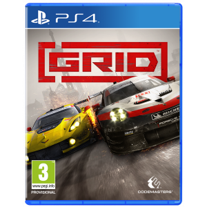 Grid: Standard Edition PS4