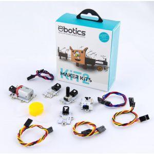 Ebotics, Maker oprema 2 za programiranje