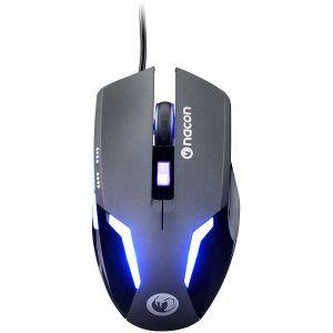 Nacon PC Gaming zicani opticki mis GM-105 2400dpi, 6 tipki, osvjetljeni dijelovi, USB kabel 1.5m
