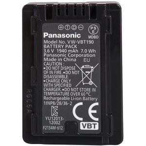 Baterija za kameru Panasonic VW-VBT190E-K