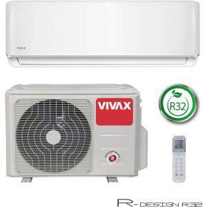 Klima uređaj 5kW Vivax R design, bijela, ACP-18CH50AERI