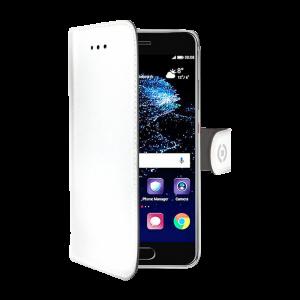 CELLY Wally preklopna torbica za Huawei P10 bijela