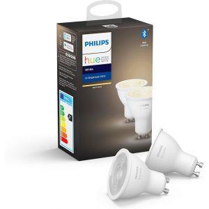 Žarulja reflektorska Philips HUE W 5.2W GU10 2kom, BT