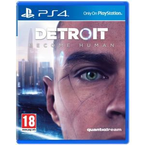 Outlet_Detroit: Become Human PS4 - OŠTEĆENA AMBALAŽA