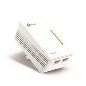 TP-Link AV600 Powerline bežični mrežni adapter, 300Mbps/500Mbps, HomePlug AV, Plug and Play - TL-WPA4220 KIT