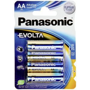 Baterije Panasonic LR6EGE/4BP