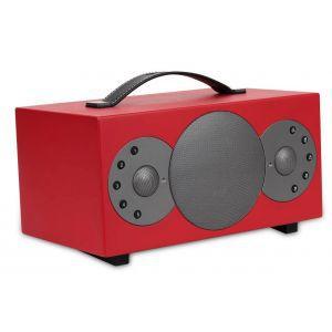 Prijenosni Multiroom zvučnik TIBO Sphere 2, crveni