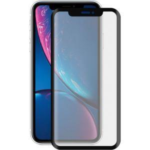 KSIX extreme zaštitno staklo 2.5D 9H za iPhone 11 crno