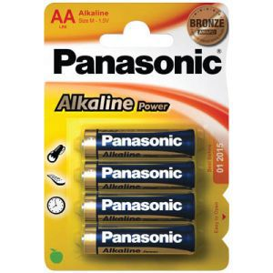 Baterije Panasonic LR6APB/4BP