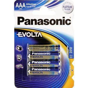 Baterije Panasonic LR03EGE/4BP