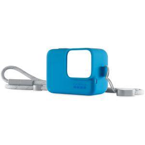GoPro pribor GoPro Sleeve & Lanyard Blue