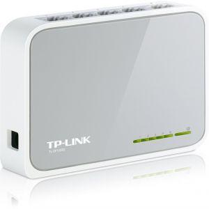 TP-Link 5-port mini Desktop preklopnik (Switch), 5×10/100M RJ45 ports, plastično kučište