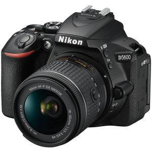 Digitalni Fotoaparat Nikon D5600 KIT AF-P 18-55VR black