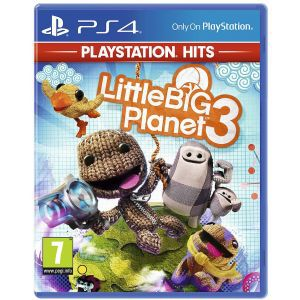 Little Big Planet 3 PS4 HITS
