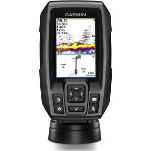 Fishfinder Garmin Striker 4 (s krmenom sondom CHIRP 77/200kHz, 4-pin),GPS