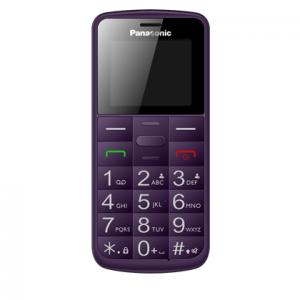Mobitel Panasonic KX-TU110 ljubičasti