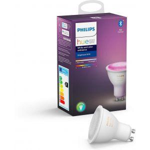 Žarulja reflektorska Philips HUE WCA 5.7W GU10 EUR, BT