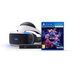 PlayStation VR + VR Worlds VCH + Camera v2/PSVR Mk4