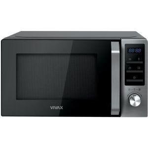 Mikrovalna pećnica Vivax MWO-2079BG crna, grill