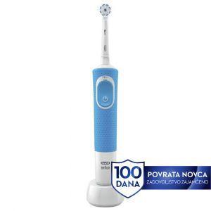Četkica za zube OralB D100 VITALITY SENS BLUE