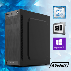 Računalo Avenio ProOffice Intel Core i5 9400 2.90GHz 8GB 512GB SSD DVDRW W10P Intel UHD Graphics 630