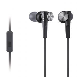 Slušalice Sony MDR-XB50AP/B EXTRA BASS