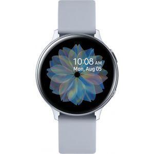 Sat Samsung Galaxy Watch Active 2 44mm nebesko srebrni aluminij nebesko srebrni silikonski remen SM-R820NZSASEE