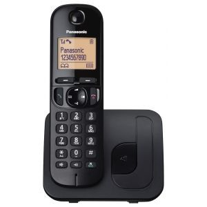 Telefon Panasonic KX-TGC210FXB crni