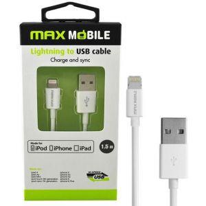 MM data kabel iPhone 5/6 MFI Apple 1.5m