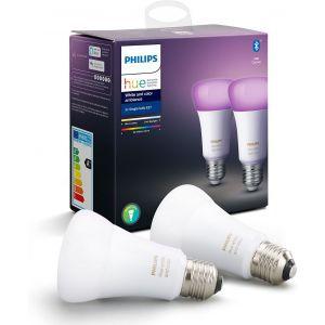 Žarulja Philips HUE WCA 9W A60 E27 2kom, BT