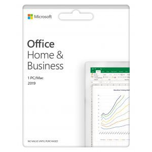 Microsoft Office Home and Business 2019 Croatian EuroZon