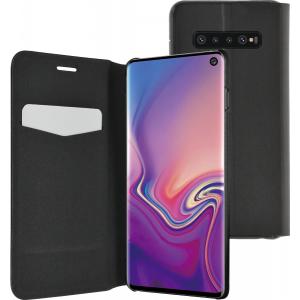 Azuri zaštitni samostojeći ultra tanki book cover za Samsung Galaxy S10e crni AZBOOKUT2SAG970-BLK