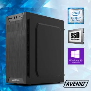 Računalo Avenio ProOffice Intel Core i7 9700 3.00GHz 8GB 512GB SSD DVDRW W10P Intel UHD Graphics 630