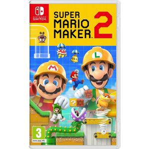 Super Mario Maker 2 Switch